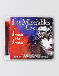 Les Miserables 25th Anniversary Live CD