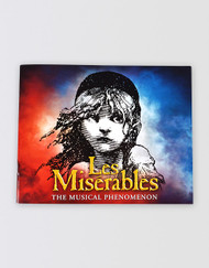 Les Miserables Souvenir Brochure