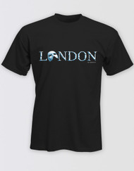The Phantom of the Opera London T-Shirt - Black