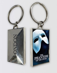 The Phantom of the Opera Keyring - London