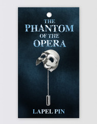 The Phantom of the Opera Lapel Pin