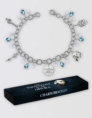 The Phantom of the Opera Charm Bracelet