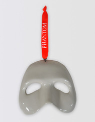 The Phantom of the Opera Ceramic Mask Ornament