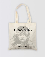 Les Miserables Tote Bag - LONDON