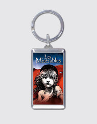 Les Miserables Keyring