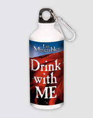 Les Miserables Drink Bottle