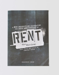 RENT Souvenir Book
