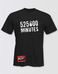 RENT Unisex 525,600 T-Shirt