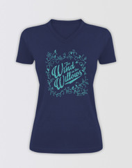 The Wind in the Willows Glitter Logo T-Shirt