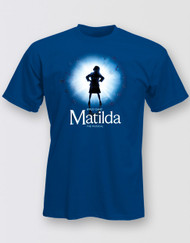 Matilda The Musical Graphic Logo T-Shirt - Adults