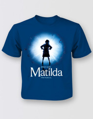 Matilda The Musical Graphic Logo T-Shirt - Kids