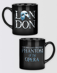 The Phantom of the Opera London Mug