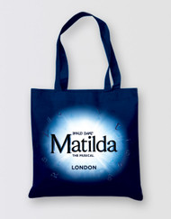 Matilda The Musical LONDON Tote Bag