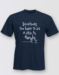 Matilda The Musical Naughty T-Shirt - Unisex