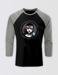 Les Miserables Concert Raglan T-Shirt