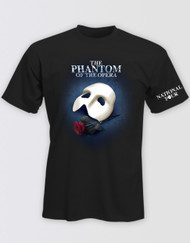 The Phantom of the Opera Tour Logo T-shirt