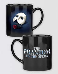 The Phantom of the Opera Logo Mug