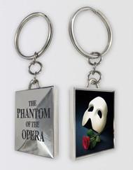 The Phantom of the Opera Keyring - Square