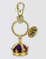 SIX Crown Keyring