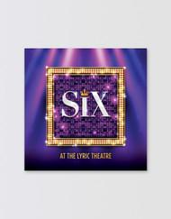 SIX Lyric Theatre Programme