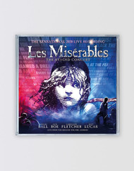 Les Miserables The Staged Concert CD (2020)