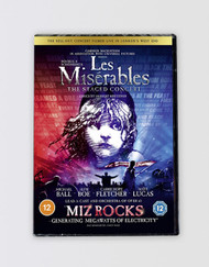 Les Miserables The Staged Concert DVD (2020)