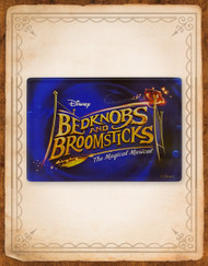 Bedknobs and Broomsticks Magnet