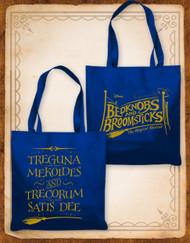 Bedknobs and Broomsticks Tote Bag