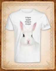 Bedknobs and Broomsticks Rabbit Spell T-Shirt - Adults