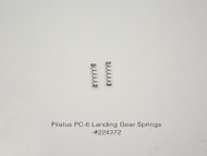 PILATUS PC-6 LANDING GEAR SPRINGS