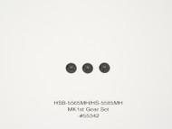 HS-5565MH/HS-5585MH MK GEAR (x3)