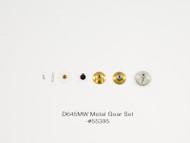 D-645MW GEAR SET w/MP 1st GEAR