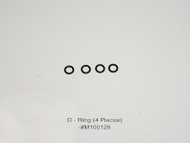 HERON/FUNRAY O-RING 8mm(4pcs)