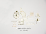 FUNRAY WING/ELEV PLASTIC PARTS