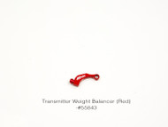 ALUMINUM NECK STRAP BALANCER FOR AURORA TRANSMITTERS