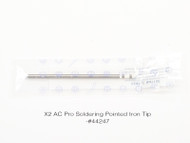 X2 AC PRO SOLDERING IRON TIP (POINTED)