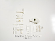 EASY GLIDER 4 PLASTIC PARTS SET - WEEKENDER WAREHOUSE