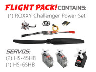 Challenger Flight Pack