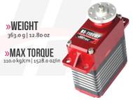 HS-1100WP All Aluminum Waterproof Mega