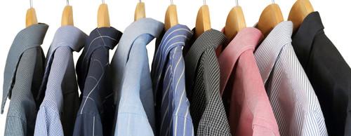 Lavado de Camisas (Seco)
