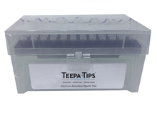 TT-10XTNF- Non-Filtered RNase DNase pyrogen Free Teepa Tip Pipette tip with exceptional low retention properties