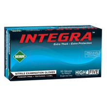 INTEGRA® Nitrile Powder-Free Exam Gloves, 50/bx, 500/CS - XLarge