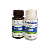 BrightStar™ Duration HRP Chemiluminescent 2-Component Substrate ECL Kit, (250ml & 250ml) 500ml total