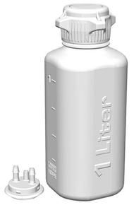 1L HDPE Heavy Duty Vacuum Bottle, EA