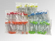 iTubes™ 15mL Conical Tubes. RNase/DNase free, STERILE, Bulk packed, 500/CS