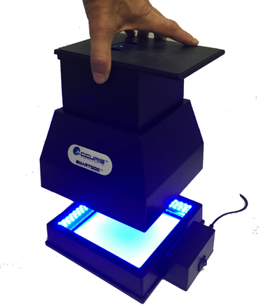 Benchmark Scientific E5001-SDBSmartDoc 2.0 System with Blue Light Illumination Base, 115V. Use with base, or separate with your current UV/Blue LED transilluminator