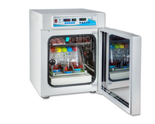 Benchmark Scientific H3501 CO2 Shaking Incubator with Optional Magic Clamp Magnetic Platform System