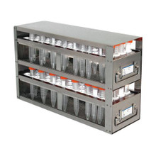 Laboratory Freezer Rack for 50mL Centrifuge Tubes UFD-LT50-2