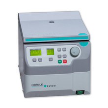Hermle Z216M Benchtop High Speed Non-Refrigerated Microcentrifuge with 44 Place Micro Tube Rotor- Lab Equipment - Stellar Scientific