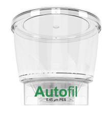 Autofil® Vacuum Filtration System, Upper Cup ONLY, 500mL, .45 µm PES, STERILE, 24/CS